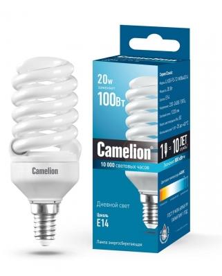 *Camelion LH20-FS-T2-M/864/E14 (энергосбер.лампа 20
