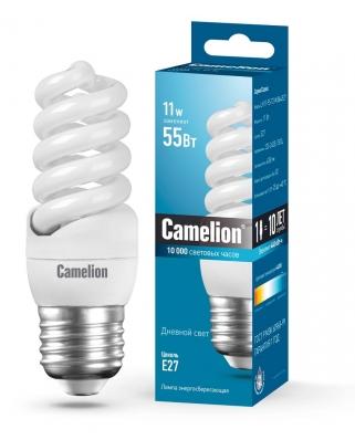 *Camelion LH11-FS-T2-M/864/E27 (энергосбер.лампа 11Вт 220В)
