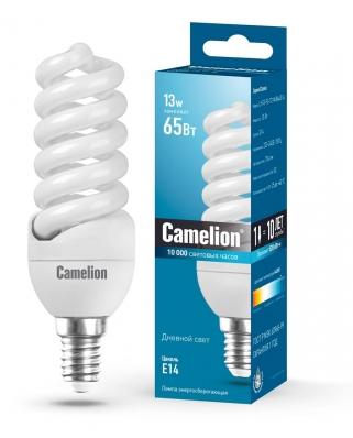 *Camelion LH13-FS-T2-M/864/E14 (энергосбер.лампа 13